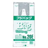 【一時欠品中】フジバッグNo.20E 関東規格エコノミー 100枚入り×10袋【1,000枚】
