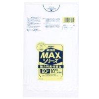 S-23 業務用MAX20L 半透明0.015 HDPE ジャパックス 10枚入り×60冊【600枚】