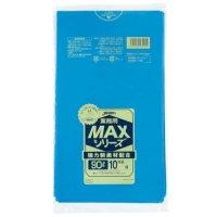 S-91 業務用MAX90L 青0.025 HDPE ジャパックス 10枚入り×30冊【300枚】