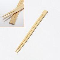 竹箸 双生 A級 100膳袋入 各サイズ