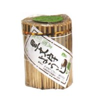 【バラ販売】BB-010 黒文字楊枝6cm(手作り) 約300本入り×10個