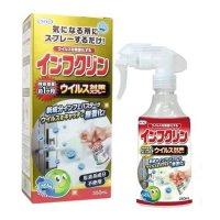 【新規受注停止中】インフクリン ウィルス対策スプレー 250ml 【24個入り】