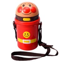 K-929 アンパンマンストロー付き水筒 【24個入り】