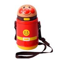 K-930 アンパンマンストロー付き水筒(保冷タイプ) 【24個入り】