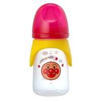 KK-297 アンパンマン哺乳瓶広口 160ml(丸穴) 【72個入り】