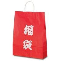 No.1894 T-8 自動紐手提袋 福袋(文字) 【200枚入り】