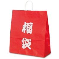 No.1492 T-15 自動紐手提袋 福袋(文字) 【200枚入り】