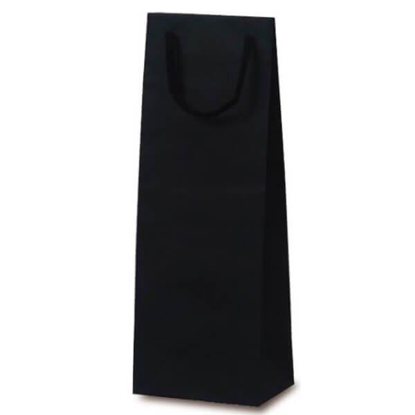 No.1036 T-W カラークラフト手提袋 ブラック 【100枚入り】が安い! 業務用品の大量購入なら激安通販びひん.shop。【法人なら掛け払い可能】【最短翌日お届け】【大口発注値引き致します】
