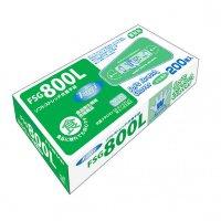 【新規受注停止中】FSG800 ソフトストレッチ抗菌手袋 L 200枚入り×30箱【6,000枚】