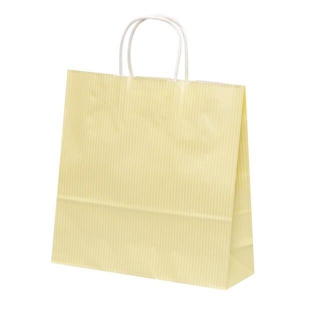 自動手提袋X型(3切) HX クリスタルイエロー 【200枚入り】が安い! 業務用品の大量購入なら激安通販びひん.shop。【法人なら掛け払い可能】【最短翌日お届け】【大口発注値引き致します】