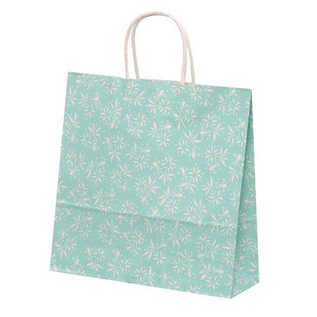 自動手提袋X型(3切) HX ロマンブルー 【200枚入り】が安い! 業務用品の大量購入なら激安通販びひん.shop。【法人なら掛け払い可能】【最短翌日お届け】【大口発注値引き致します】