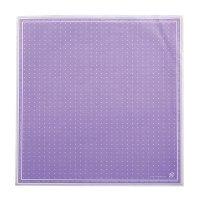 クレープ包装紙 L四角 デリシャスR パープル 200枚袋 200枚入り×15袋【3,000枚】