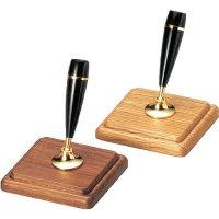 【3個よりお届け可能】木製ペンスタンド(1本タイプ) PSS-22 ウォルナット/ナラ