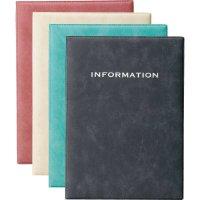 【3冊よりお届け可能】BBインフォメーション IF-131 サクラ/グレイ/グリーン/アイボリー