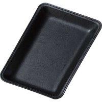 【3個よりお届け可能】皮革キャッシュトレイ CT-55 ブラック/レッド/ブラウン/オレンジ