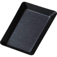 【最小購入数5個】グルーブキャッシュトレイ CT-10 ブラック/レッド/グリーン/ブラウン