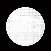 コースター0.5mm白丸