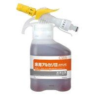 4166585 JD-Flex 床用アルカリ除菌洗剤 1.5L 【4個入り】