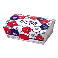 たこ焼き箱 BB-6 100枚入り×6【600枚】