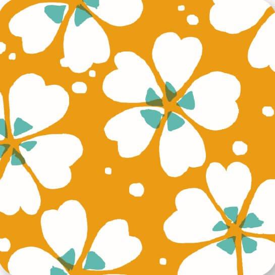 遊膳 CO-H09 花コースター 芝桜 橙 100枚入が安い! 業務用品の大量購入なら激安通販びひん.shop。【法人なら掛け払い可能】【最短翌日お届け】【大口発注値引き致します】