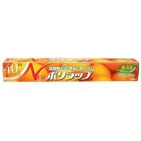 NEWポリラップ 40 30cm×40m 【50本入り】