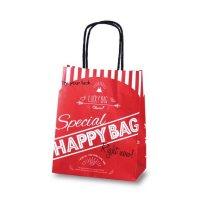No.1207 T-2 自動紐手提袋 HAPPY BAG 【200枚入り】