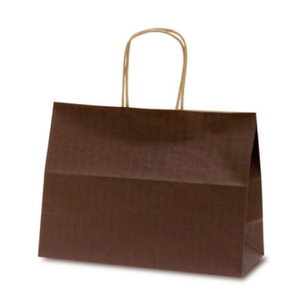 No.1655 T-6S 自動紐手提袋 カラー(カカオ) 【200枚入り】が安い! 業務用品の大量購入なら激安通販びひん.shop。【法人なら掛け払い可能】【最短翌日お届け】【大口発注値引き致します】