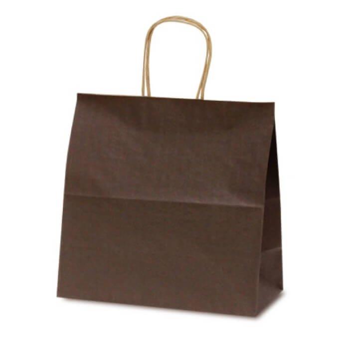 No.1683 T-6W 自動紐手提袋 カラー(カカオ) 【300枚入り】が安い! 業務用品の大量購入なら激安通販びひん.shop。【法人なら掛け払い可能】【最短翌日お届け】【大口発注値引き致します】