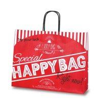 No.1535 T-Y 自動紐手提袋 HAPPY BAG 【200枚入り】