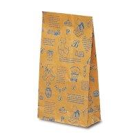 No.2858 Y-S 洋品袋 ベアコレクション(ブルー) 【2,000枚入り】