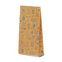 No.2213 Y-2 洋品袋 ベアコレクション(ブルー) 【1,000枚入り】