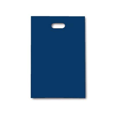 No.4205 シティバッグ(ポリ手提袋) ネイビ− S 【500枚入り】が安い! 業務用品の大量購入なら激安通販びひん.shop。【法人なら掛け払い可能】【最短翌日お届け】【大口発注値引き致します】