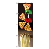 No.7467 のぼり PIZZA&PASTA
