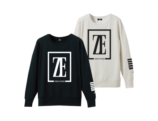 ZE Logo First Sweat (OrderItem)【裏起毛素材】<img class='new_mark_img2' src='//img.shop-pro.jp/img/new/icons55.gif' style='border:none;display:inline;margin:0px;padding:0px;width:auto;' />