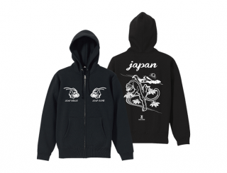 Black Panther JAPAN Zip Parka