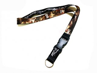 ripdw x ZE Collaboration Neck Strap