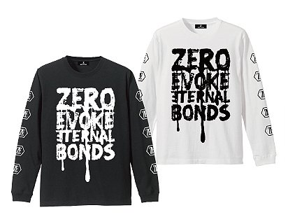 Z.E.E.B Long Sleeve Tee<img class='new_mark_img2' src='//img.shop-pro.jp/img/new/icons1.gif' style='border:none;display:inline;margin:0px;padding:0px;width:auto;' />