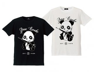 ZE Shooting Panda Tee <img class='new_mark_img2' src='//img.shop-pro.jp/img/new/icons55.gif' style='border:none;display:inline;margin:0px;padding:0px;width:auto;' />