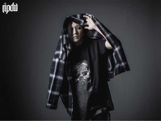 ripdw × ZERO EVOKE / BLOOD SEAL T-SHIRT