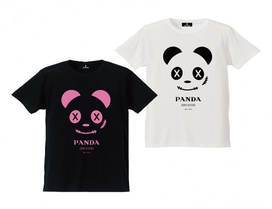 ZE FACE PANDA Tee <img class='new_mark_img2' src='//img.shop-pro.jp/img/new/icons1.gif' style='border:none;display:inline;margin:0px;padding:0px;width:auto;' />