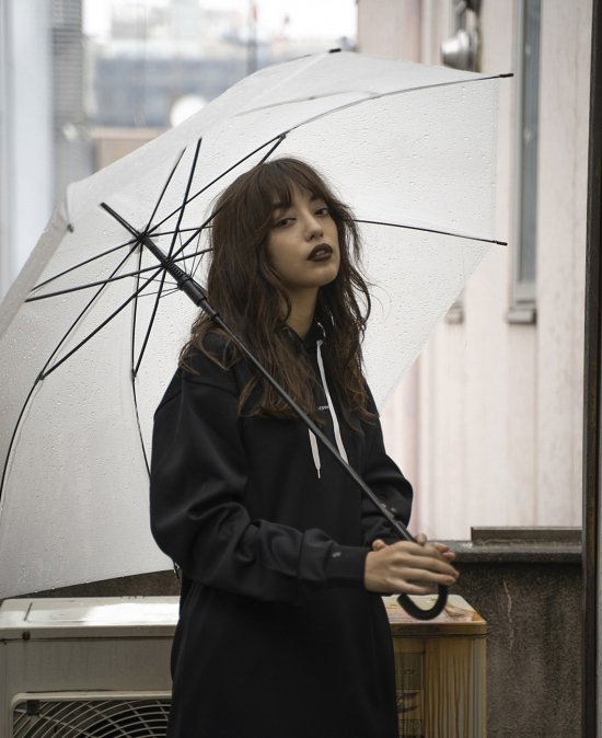 soft jersey hoodie