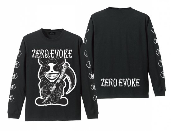 ZE Reaper Long Sleeve Tee<img class='new_mark_img2' src='//img.shop-pro.jp/img/new/icons1.gif' style='border:none;display:inline;margin:0px;padding:0px;width:auto;' />
