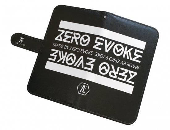ZE Flip Logo Mobile Case<img class='new_mark_img2' src='//img.shop-pro.jp/img/new/icons1.gif' style='border:none;display:inline;margin:0px;padding:0px;width:auto;' />