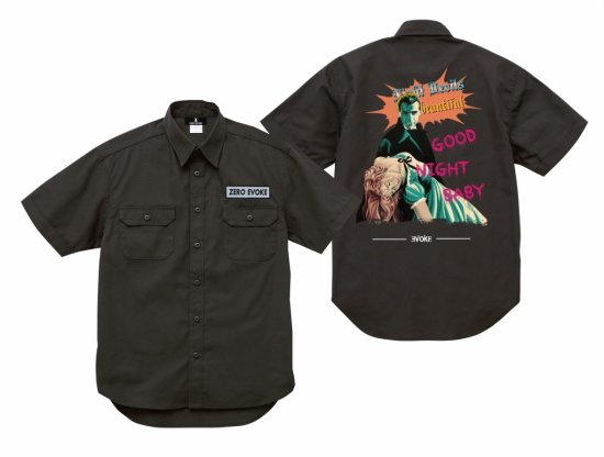 ZE Sacrifice Work Shirt 【通常価格¥9720】<img class='new_mark_img2' src='//img.shop-pro.jp/img/new/icons20.gif' style='border:none;display:inline;margin:0px;padding:0px;width:auto;' />