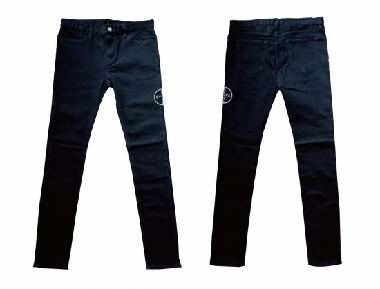 Circle EVOKE Skinny Pants 【通常価格¥8900】<img class='new_mark_img2' src='//img.shop-pro.jp/img/new/icons20.gif' style='border:none;display:inline;margin:0px;padding:0px;width:auto;' />