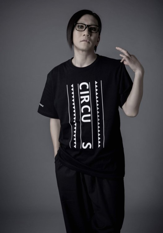 Catharsis Tee (BLACK)【通常価格¥4536】<img class='new_mark_img2' src='//img.shop-pro.jp/img/new/icons20.gif' style='border:none;display:inline;margin:0px;padding:0px;width:auto;' />