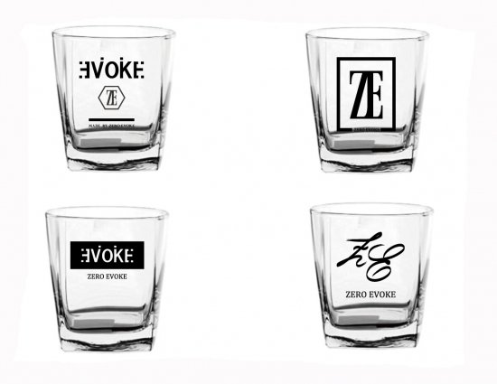 ZERO EVOKE glass 4 design