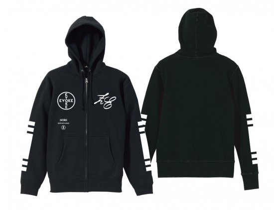 ZE Mix Logo Zip Parka