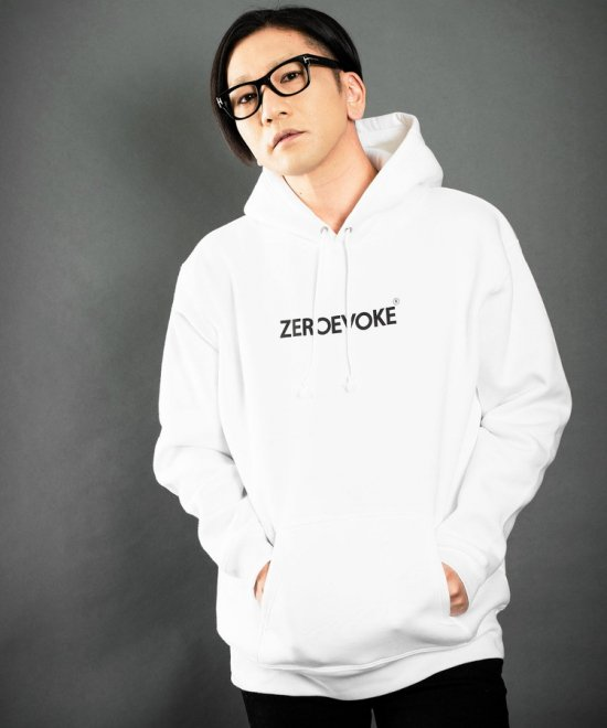 ZE Logo Fourth Pullover Parka [WHITE]<img class='new_mark_img2' src='https://img.shop-pro.jp/img/new/icons5.gif' style='border:none;display:inline;margin:0px;padding:0px;width:auto;' />