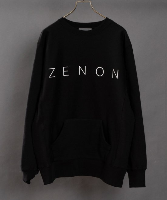 Side rib 12oz sweatshirts [BLACK] [pocket付]<img class='new_mark_img2' src='https://img.shop-pro.jp/img/new/icons5.gif' style='border:none;display:inline;margin:0px;padding:0px;width:auto;' />
